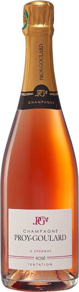 Brut Rosé Tentation - Champagne Proy-Goulard