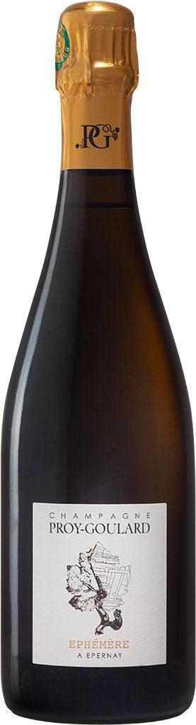 Cuvée Ephémère - Champagne Proy-Goulard